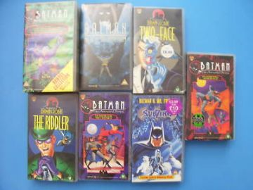 Batman Collection  RARE